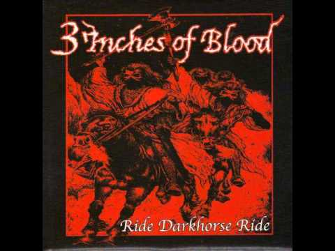 3 Inches of Blood - Onward To Valhalla [Re-recorded Version '03]