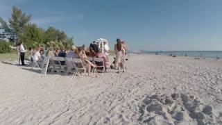 СВАДЬБА на пляже, США