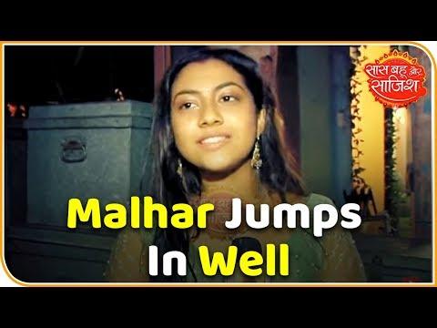 Tujhse Hai Raabta: Malhar Jumps In Well To Save Kalyani | Saas Bahu aur Saazish