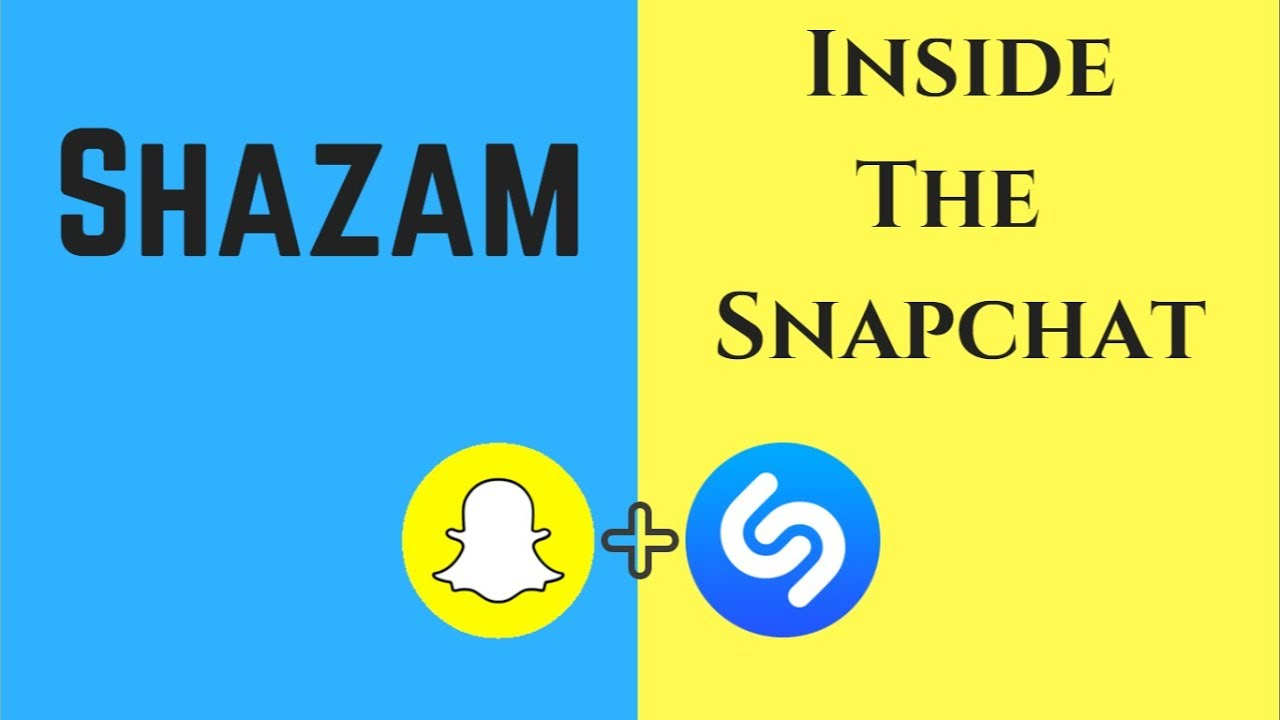 How to use shazam inside the snapchat youtube how to use shazam inside the snapchat biocorpaavc Gallery
