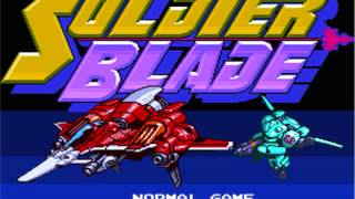 Soldier Blade - Operation 4