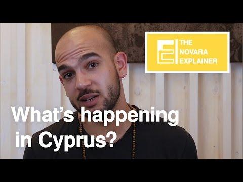 What's Happening in Cyprus - Novara Explainer