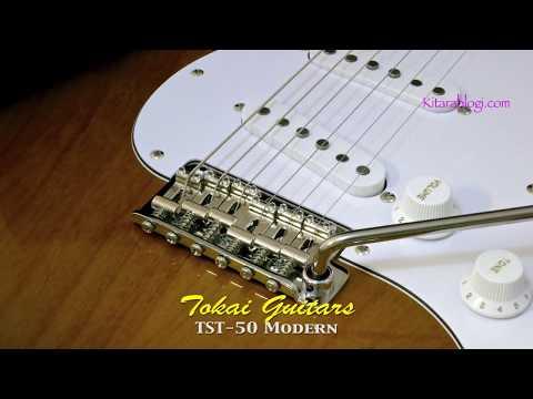 Tokai TST-50 Modern +++ Kitarablogi.com