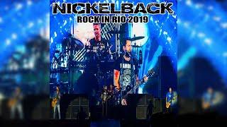 Nickelback - rock in rio 2019 (full cd)