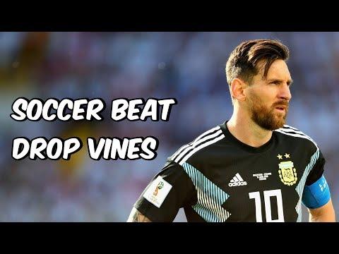 Soccer Beat Drop Vines #81