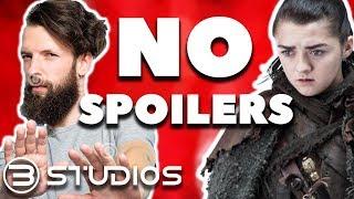 8 Tips to Avoid Game of Thrones SPOILERS | B Studios #GameofThrones #GOT #Season8