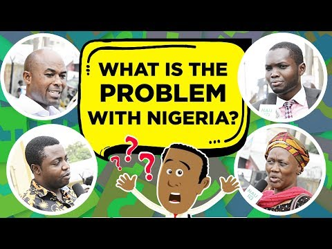 What is the problem with Nigeria? | Street Gist