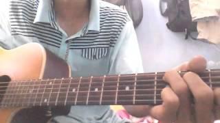 Phía cuối con đường - cơn mưa tình yêu guitar