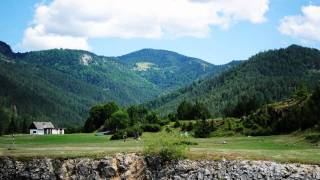 Tara National park Serbia - Timelapse (FullHD).wmv