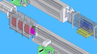 Paint Line animation