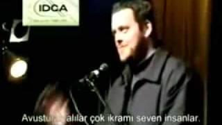 Müslüman olan Avustralyalı genç