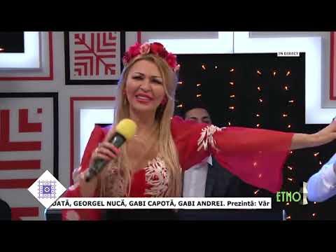 Lorenna- la Etno tv-matinal-11 ian 2018 -Am pe lume o surioara