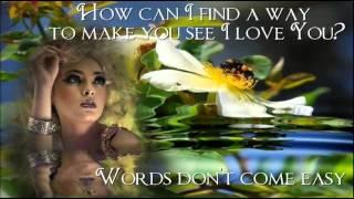 F.R. David + Words Don