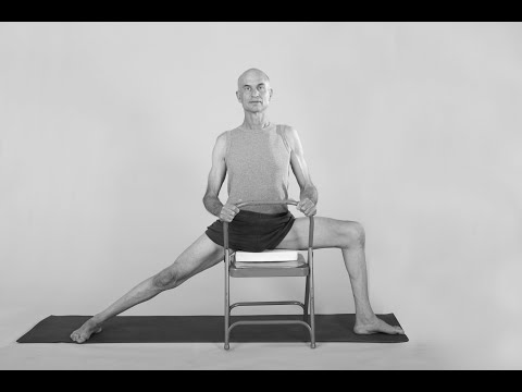 Iyengar Yoga: End-of-Day Snack. 26 min. CdR. Online Yoga Teaching #yogafortheglobe #yogasnack #yoga from YouTube · Duration:  26 minutes 5 seconds