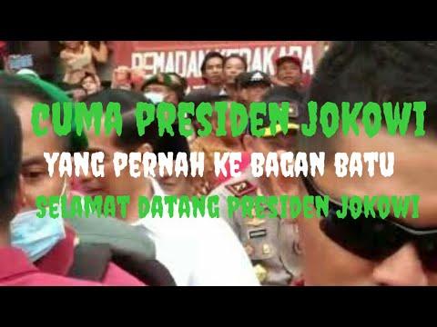 Selamat Datang Presiden Jokowi Di Bagan Batu Rohil-Riau