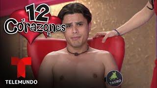 12 Corazones / Especial Sexy (1/5) / Telemundo