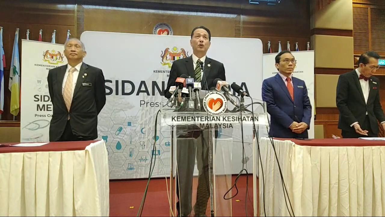 LIVE: 10 Julai 2020 - Sidang Media Perkembangan COVID-19 Di Malaysia