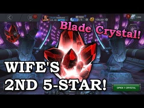 My Wife Saved for Blade! | Marvel Contest of Champions