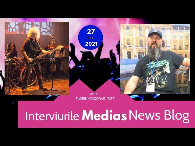 Florin Grigoras la Interviurile Medias News Blog
