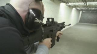 FN SCAR full auto