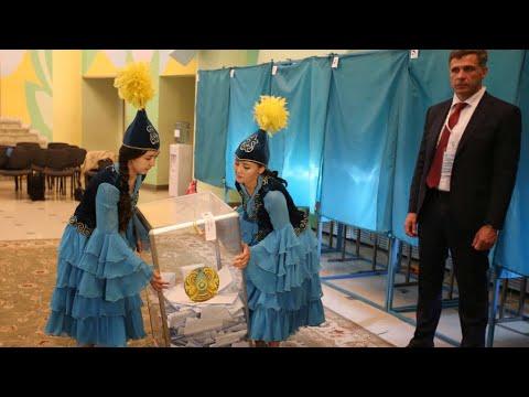 Казахстан. Выборы: первые