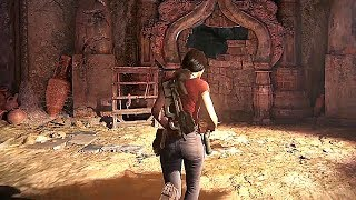 UNCHARTED The Lost Legacy Gameplay Demo Walkthrough PS4 2017
