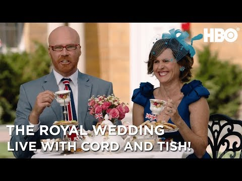 'Tea Time!' Tease |The Royal Wedding Live with Cord & Tish Ft. Will Ferrell & Molly Shannon | HBO