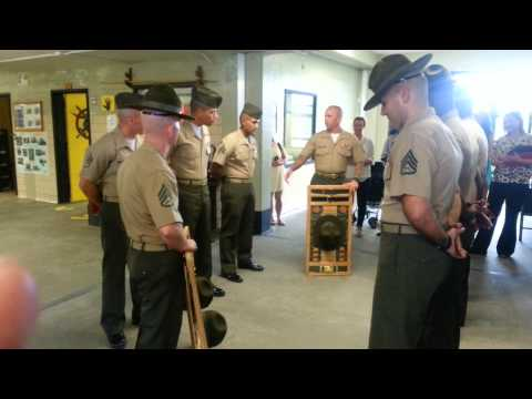 USMC DRILL INSTRUCTOR TOUR COMPLETION