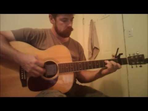 Wildwood Flower-Demonstration of simple guitar melody and chords