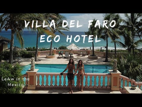 Villa Del Faro - Luxury Resort Elegant Boutique Eco Hotel - Baja California Sur - LeAw In Mexico