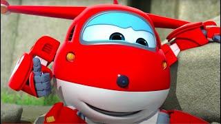 Мультик СУПЕР КРЫЛЬЯ Джетт и его друзья - Super Wings - Кто Победит? Веселые соревнования