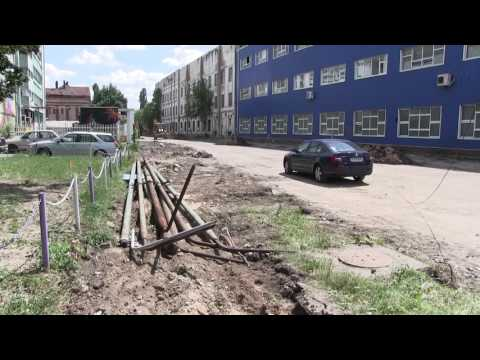 VIDEO: Au inceput lucrarile de modernizare la pasajul Jiul - iulie 2016