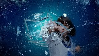 CGじゃない!広瀬すず、パンチで氷叩き割る!「マイティアCLブランド」WEB限定CM&メーキング映像