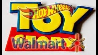 Toy Story Hot Wheels At Walmart