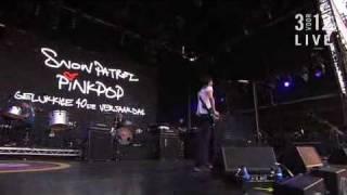 Snow Patrol @ Pinkpop 2009 part 1