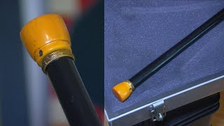 Titanic Passenger's Walking Stick Could Sell for $500,000
