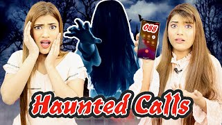 Calling *HAUNTED* Numbers You Should NEVER Call At 3 AM ☠️ | *Too Scary* 😱 | Mahjabeen Ali