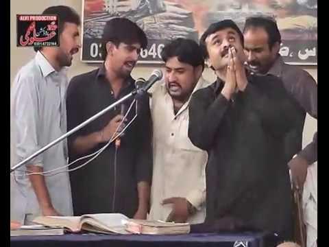Zakir Qazi Waseem Abbas Majlis 3 Muharam 2016 Chak 107 s,b Sargodha