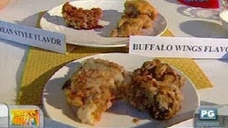 Uh: Flavored Fried Chicken Recipes