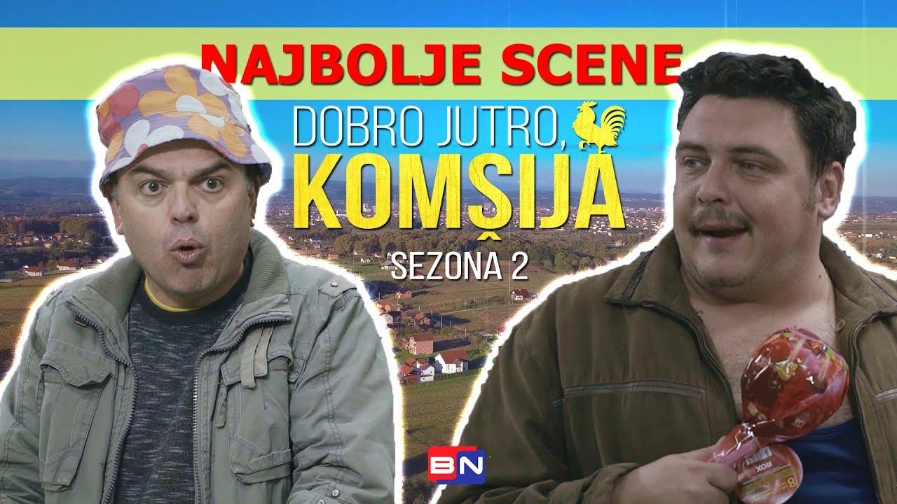 Download DOBRO JUTRO, KOMŠIJA (SEZONA 2) - NAJBOLJE SCENE - EPIZODA 11,12,13,14 i 15