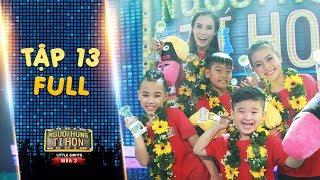 Người Hùng Tí Hon 2017 Tập 13 - Chung Kết Full HD