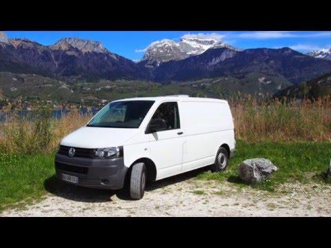 am nagement transporter 5 t5 combi volkswagen doovi. Black Bedroom Furniture Sets. Home Design Ideas