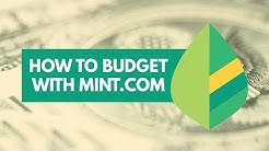 How to Budget with Mint.com