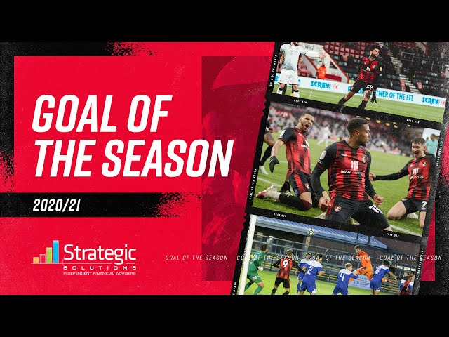 UNBELIEVABLE strikes 🚀   Vote for your AFC Bournemouth Goal of the Season 2020/21