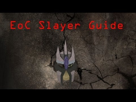 RuneScape - EoC Slayer Guide - Ganodermic Beasts (Momentum)