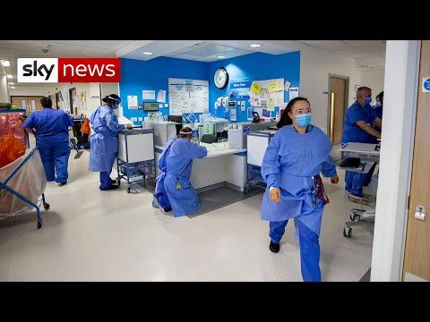 Professor Chris Whitty: '1 in 50 people now have coronavirus'