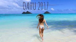 OAHU, Hawaii 2017 | 4K  (GoPro HERO 5)
