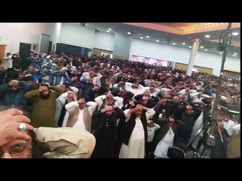 Sahabzada Haq Hateeb Hussain Ali Badshah Sarkar Birmingham K2tv Syed Kashif Sajjad part 18
