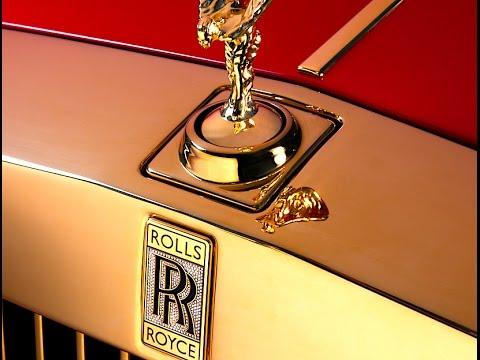 Rolls Royce Phantom Gold Bespoke 2017 Video Making Of Rolls Royce