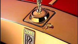 Rolls-Royce Phantom Gold Bespoke 2017 Video Making Of Rolls-Royce Phantom Interior 13 Hotel CARJAM